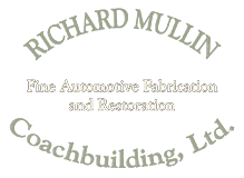 Richard Mullin Coachbuilding Ltd