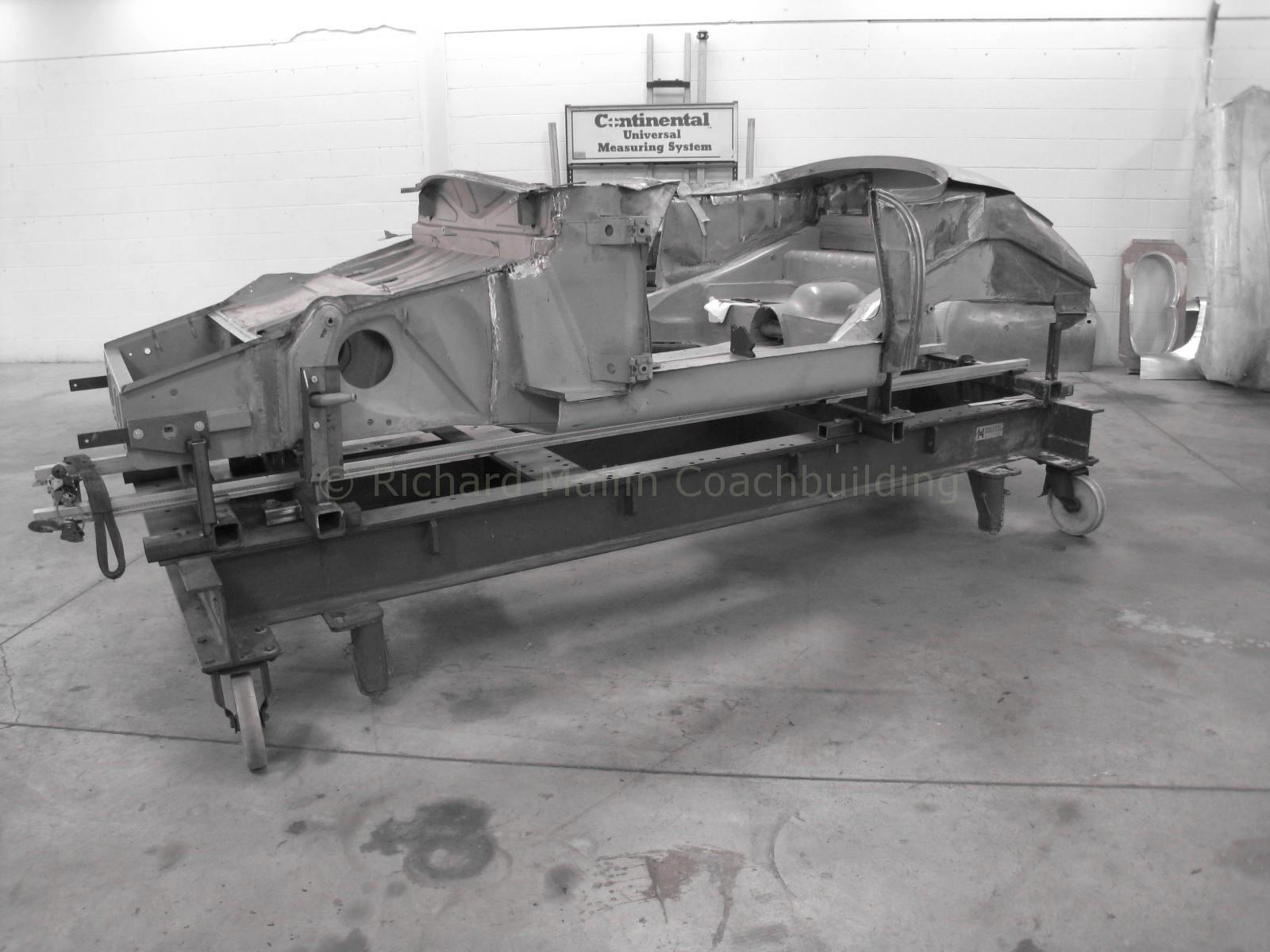 356 Porsche Speedster Restoration Richard Mullin